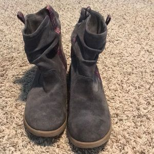 Girls Tom's Boots- NWOT